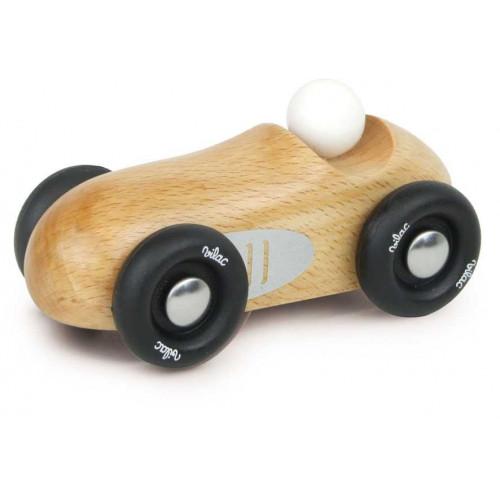 Vilac Sportovní auto mini přírodní