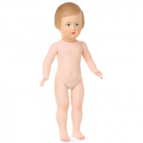 Petitcollin Koupací panenka 40 cm Françoise (modré oči)