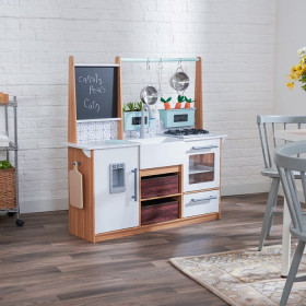 KidKraft Dřevěná kuchyňka Farmhouse