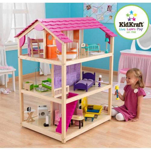KidKraft Domeček pro panenky So Chic