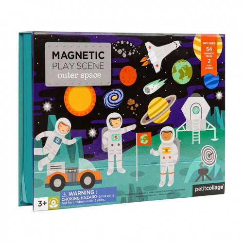 Petit Collage Magnetické divadlo vesmír