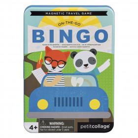 Petit Collage Magnetická hra Bingo