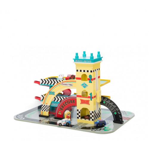 Le Toy Van Garáž Le Mike