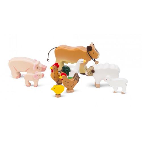 Le Toy Van Farmářská zvířátka