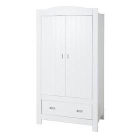 Dvoudveřová skříň BELLAMY Fino Bílá