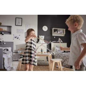 dětská postel BELLAMY Ines 90 x 200 cm bílá