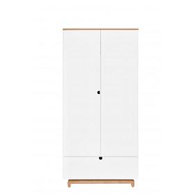 Dvoudveřová šatní skříň Nomi BELLAMY