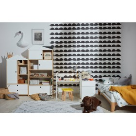Multifunkční dětská postel UP! Bellamy 70X120