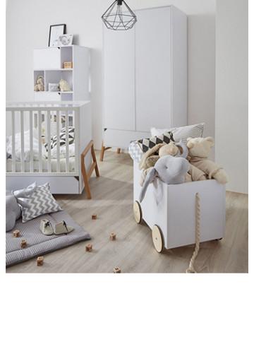 Designové dětské pokoje