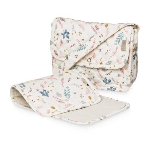 Přebalovací taška pro panenky- Pressed Leaves Rose