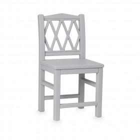 Dětská židle Harlequin - Grey