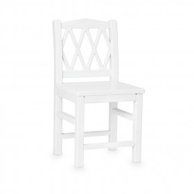 Dětská židle Harlequin - White