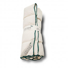 Dětská přikrývka Kapok - 70x100cm - Natural
