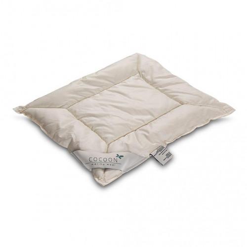 Merino dětský poštář plochý - 40x45cm - Natural