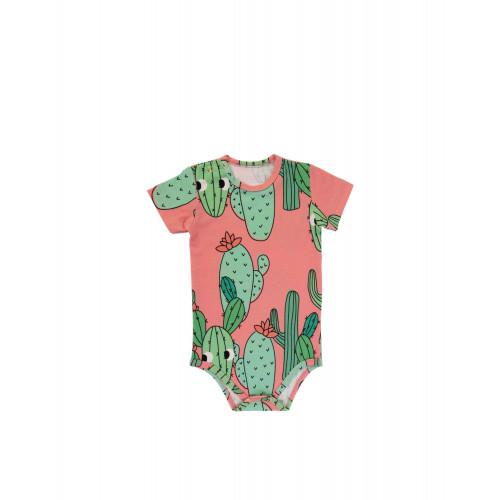 Body Kaktus ružové