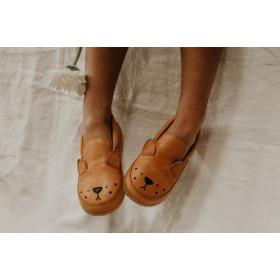 Dětské kožené botičky KIFI | Lion