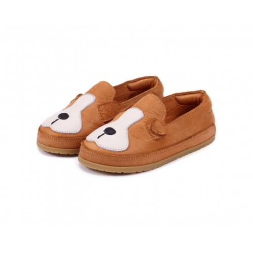 Dětské kožené botičky KIFI | Pug