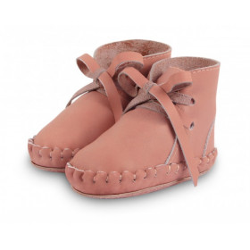 Dětské kožené botičky PINA Rose Dawn Leather