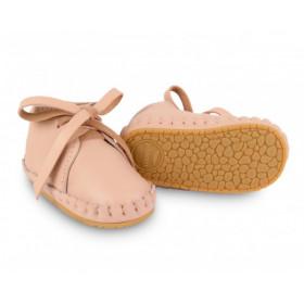 Dětské kožené botičky POEKIE Skin Leather