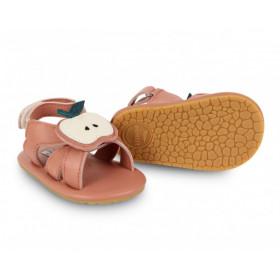 Dětské kožené sandálky SADIE Apple