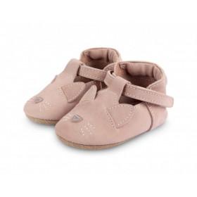 Dětské kožené sandálky SPARK Cat