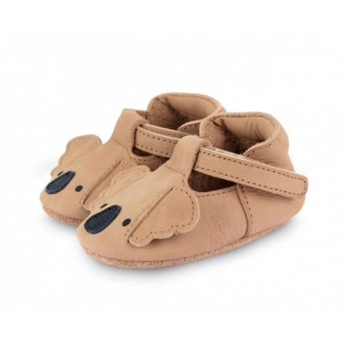 Dětské kožené sandálky SPARK Koala