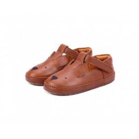Dětské kožené botičky XAN | Bear