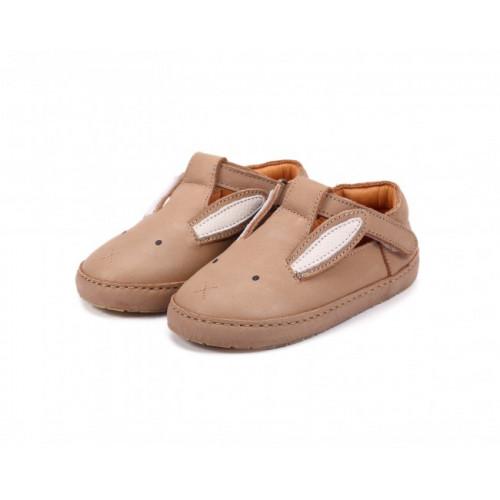 Dětské kožené botičky XAN | Bunny