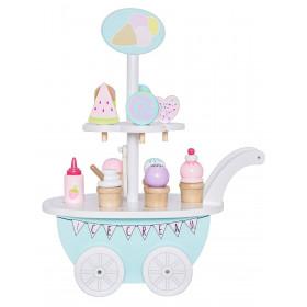 JaBaDaBaDo Pojízdný zmrzlinový vozík