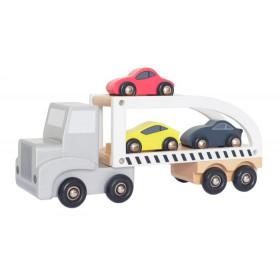 JaBaDaBaDo Přepravní auto