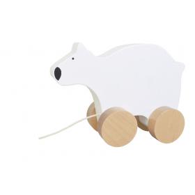 JaBaDaBaDo Polární Medvěd na kolečkách