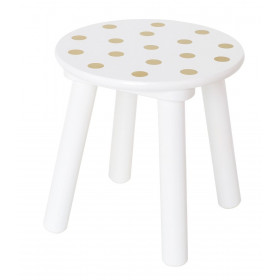 JaBaDaBaDo Stool gold