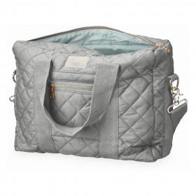 Přebalovací taška šedá