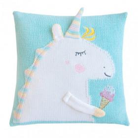 bavlněný polštář unicorn