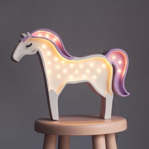 Lampa Little Lights Kůň
