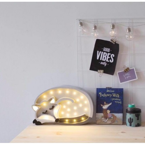 Lampa Little Lights Vlk