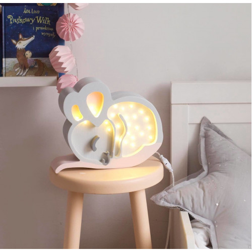Lampa Little Lights Myš