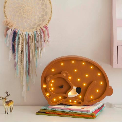 Lampa Little Lights medvěd