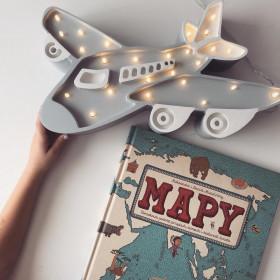 Lampa Little Lights  letadlo