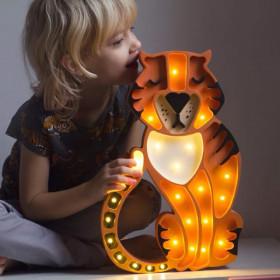 Lampa Little Lights  tygr