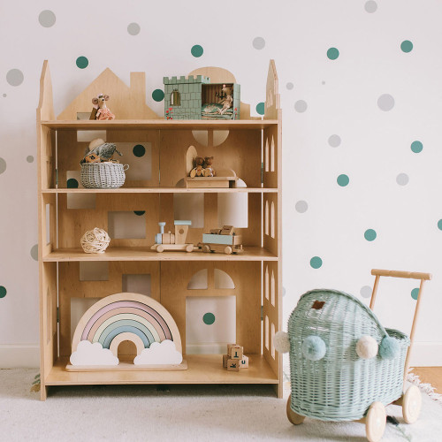 The Screen (Room Divider) – bookcase / shelf