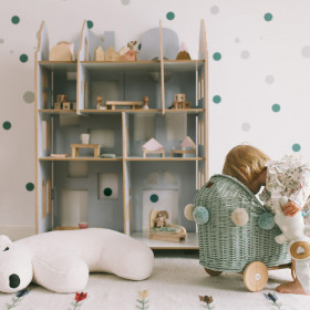 The Screen (Room Divider) – dollhouse