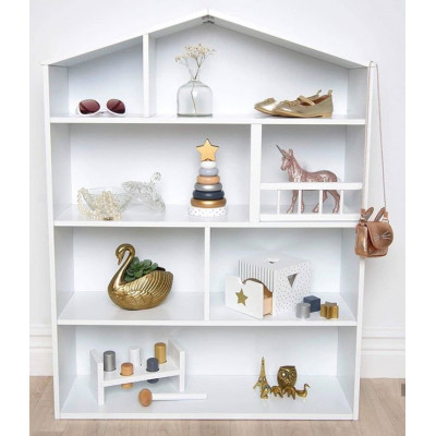 Krásná knihovna od JaBaDaBaDo 👌✨ . . .  Objednejte si v našem e-shopu WWW.BABYMDECOR.CZ . . . #detskydekor #detskypokoj #detskydesign #pokojicek #kidsroomdecor #nordicroom #miluji #mimidoplnky #designforkids #pokojprodeti #baby_m_decor